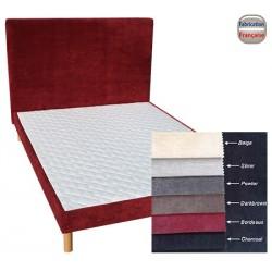 Tête de lit tissu ameublement H95 x L160 cm
