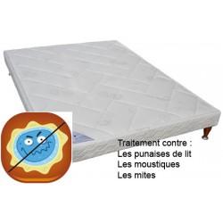Option sommier traitement contre punaises de lit, moustiques et mites