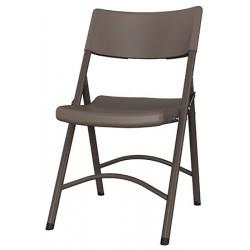 Chaise pliante polyéthylène Excellence