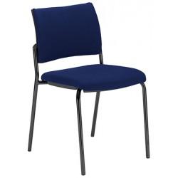 Chaise empilable Intrata visiteur 4 pieds  Xtreme