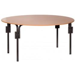 Plateau médium diam 150 cm pour table Mairietable