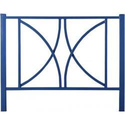 Barrière de ville Vauban 150 cm