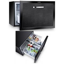 Minibar tiroir Design avec façade et poignée 45 L
