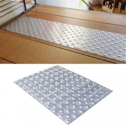 Bande d'éveil à la vigilance intérieure aluminium L81 x P62 cm