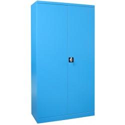 Armoires d'atelier portes battantes Supra sans équipement L102 x P43,5 x H200 cm