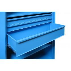 1 jeu de panneaux pour tiroirs armoire d'atelier Supra H 20 cm (1 ou 2 tiroirs)