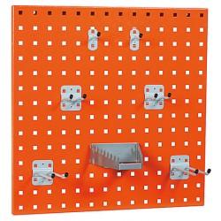 Panneau perforé pour établi léger L53,2 x H53,2 cm