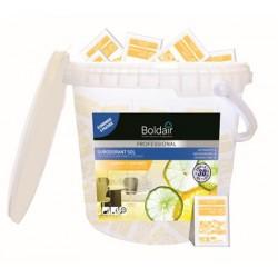 Surodorant Boldair 3D doses seau 100 x 20 ml jardin d'agrumes