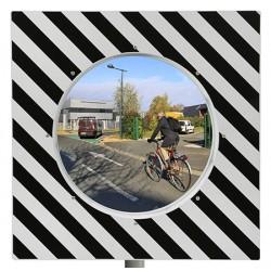 Miroir routier diam 600 mm Eco garantie 3 ans