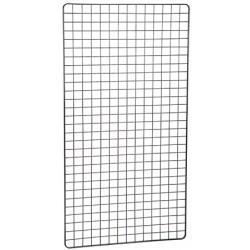 Grille d'exposition modulaire double cadre 200 x 100 cm