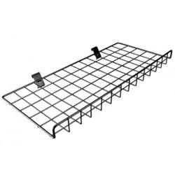 Tablette pour grille plan incliné L66 x P 35 cm