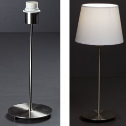 Lampe Cital nickel satiné