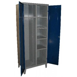Armoire d'entretien monobloc L80xH190xP50 cm