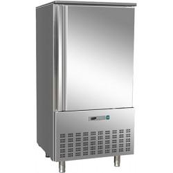 Cellule de refroidissement 10x1/1 GN inox 368 l
