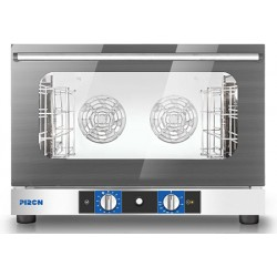Four convection boulanger inox L75 x P69 x H53,5 cm