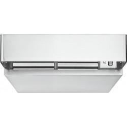 Hotte de condensation inox pour four mixtes L92 x P99,5 x H23 cm