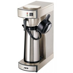 Cafetière thermos filtres pro inox 2,2 l
