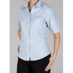 Lot de 25 chemisettes femme Oxford 150 g 3XL et 4XL