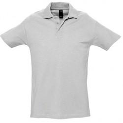 Polo coton blanc 210 g S au 2XL