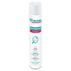 Lot de 12 aerosols 750 ml Wyritol bactericide