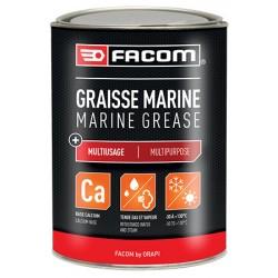 Lot de 6 boîtes 1 kg Graisse Marine Facom