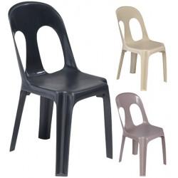 Chaise empilable monobloc Sirtaki M2