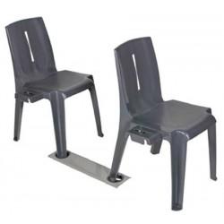 Barre inter-rangée pour chaises Sirtaki et Salsa