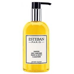 Lot de 24 flacons pompe Esteban Paris savon liquide 300 ml