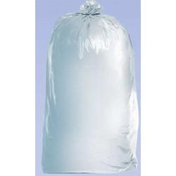 Colis de 200 sacs poubelles transparents 110 l