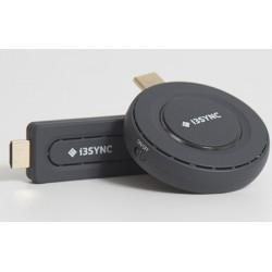 Outil de présentation sans fil I3SYNC : 1 émetteur + 1 récepteur