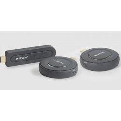 Outil de présentation sans fil I3SYNC : 2 émetteurs + 1 récepteur