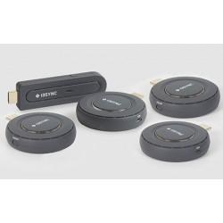 Outil de présentation sans fil I3SYNC : 3 émetteurs + 1 récepteur