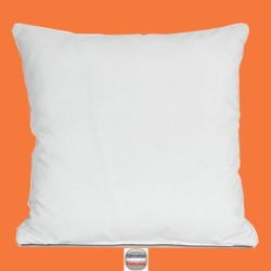 Lot de 6 traversins Carnac garnissage 600g enveloppe polyester coton 140 cm