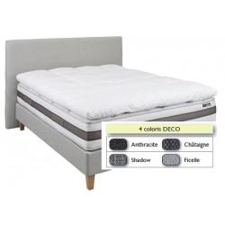 Tête de lit finition lisse déco L180xH115 cm