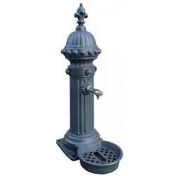 Fontaine fonte Le Tréport 1 robinet