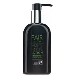 Lot de 24 flacons pompe Fair CosmEthics Lotion corporelle 300 ml