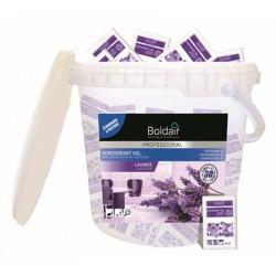 Surodorant Boldair 3D doses seau 100 x 20 ml lavande