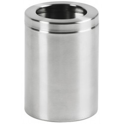 Poubelle de table inox 2 L