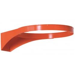 Cercle de basket plat en acier