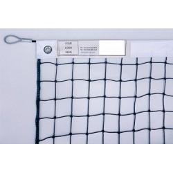 Filet de tennis 2 mm maille simple (sans régulateur)