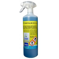 Produit vitres et miroirs Ecolabel Naturbío® Cristalin ECOe 1 L