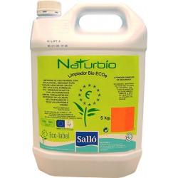 Nettoyant multi-surfaces Ecolabel Naturbío® Limpiador Bio ECOe au bio-alcools 5 kg
