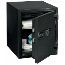 Coffre de sécurité ignifugé 60 min 30 L serrure électronique