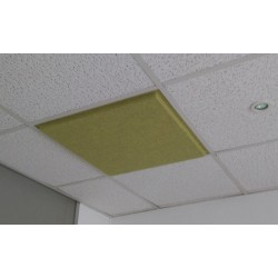 Dalle de plafond acoustique 60 x 60 cm Performance