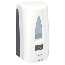 Distributeur automatique de savon gel Yaliss blanc