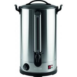 Distributeur d'eau ou vin chaud inox Pro 27 L