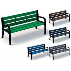 Banc Gironde 100% recyclable