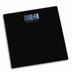 Lot de 10 pèses personnes carrés noirs affichage LCD
