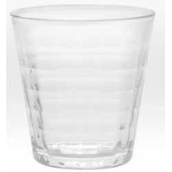 Gobelet prisme transparent 17 cl ø70 x h78 mm (le lot de 12)