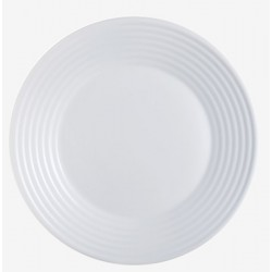 Assiette Finlande plate ø235 mm Arcoroc (le lot de 12)